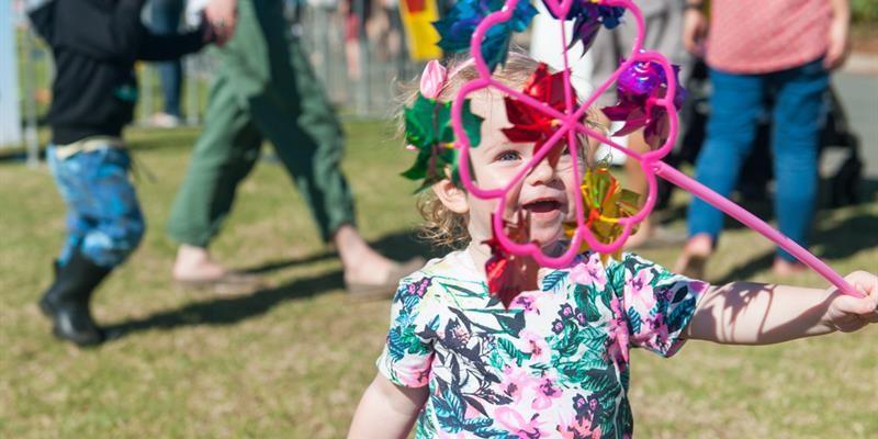 Moreton Kids Festival Makes it's Debut